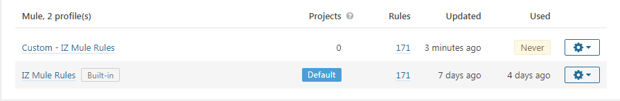 Manage Rules in SonarQube Server :: Integral Zone Product Documentation
